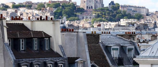 20 immeubles sont menaces d'effondrement a Paris et environ 200 se trouvent en etat d'insalubrite.