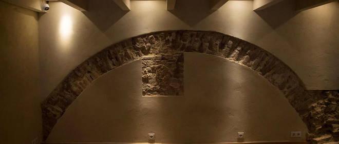 Le bar Giralda, proche de la cathedrale de Seville, abritait un hammam tres bien conserve, grace a un architecte du debut du XXe siecle.