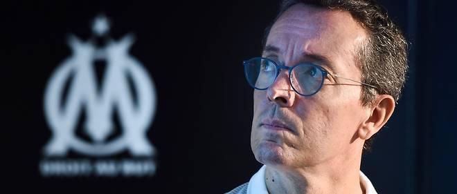 Jacques-Henri Eyraud a ete demis de ses fonctions de president de l'Olympique de Marseille et remplace par Pablo Longoria, a annonce le club dans un communique, ce vendredi.