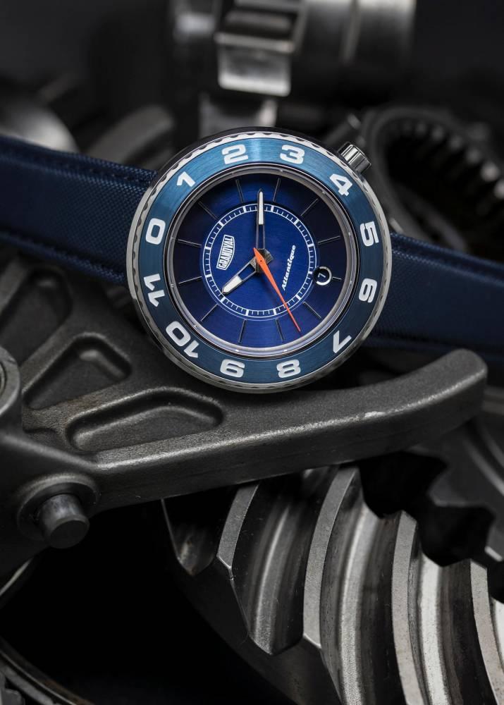 horlogerie, plongée ©  Grandval