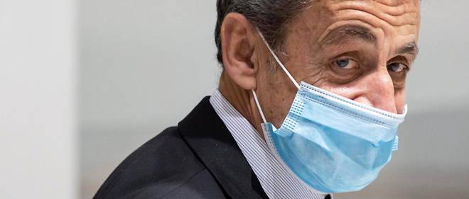 Nicolas Sarkozy, en decembre 2020.