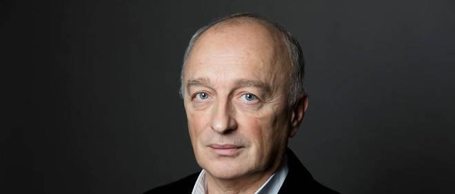 Rene de Ceccatty, traducteur, ecrivain, editeur au Seuil
