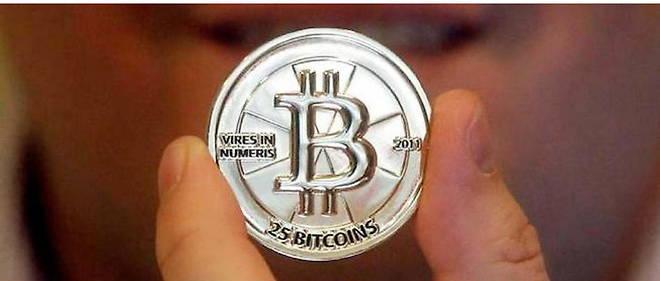 Les bitcoins presentes aux encheres ont ete saisis par la justice dans le cadre d'une affaire de cybercriminalite impliquant divers pirates informatiques.
