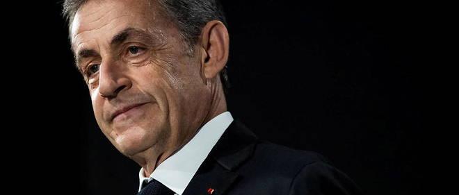 Nicolas Sarkozy, en 2019.