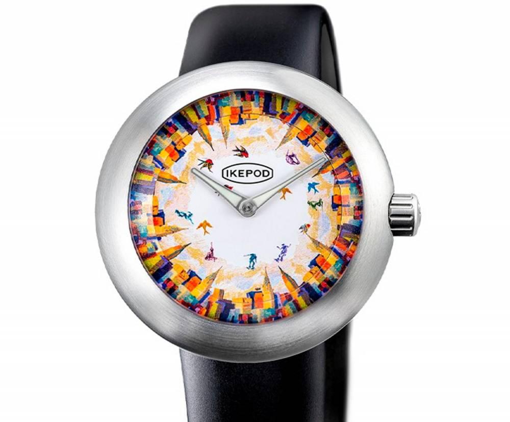 montre ©  Ikepod