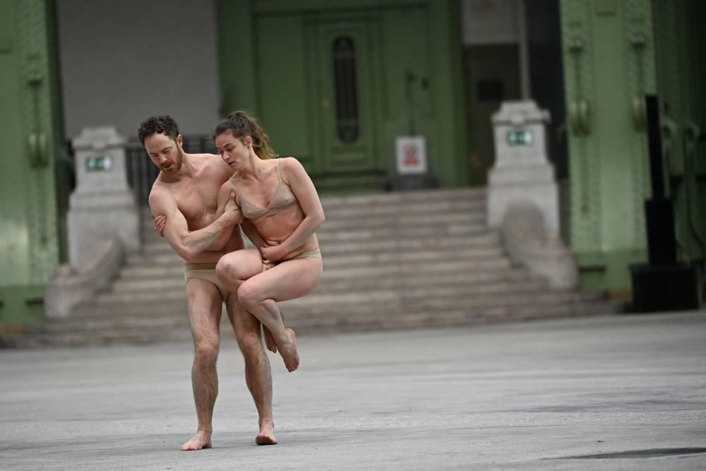 danse, musée, spectacle ©  DAMIEN MEYER