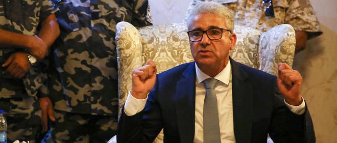 Fathi Bachagha est sorti fin fevrier dernier indemne d'une tentative d'assassinat pres de Tripoli, faisant craindre une reprise des violences en plein effort pour une transition politique dans un pays mine par les luttes d'influence et le poids des milices