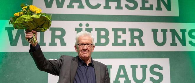 Der Umweltschützer Winfried Gretchman war Ministerpräsident von Bad Württemberg.