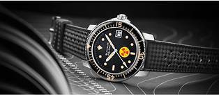 "<p style=""text-align:justify"">Montre Blancpain Tribute to Fifty Fathoms No Rad. Serie limitee 500 exemplaires."