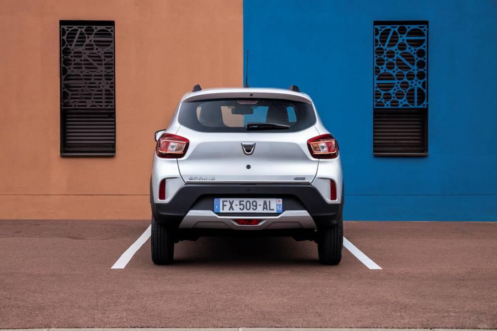 Dacia Spring ©  JEAN-BRICE LEMAL0683664150jeanbrice@gmail.com
