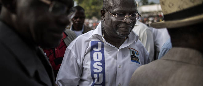 Guy-Brice Parfait Kolelas est le fils de Bernard Kolelas, ancien Premier ministre en 1997, en pleine guerre civile.
