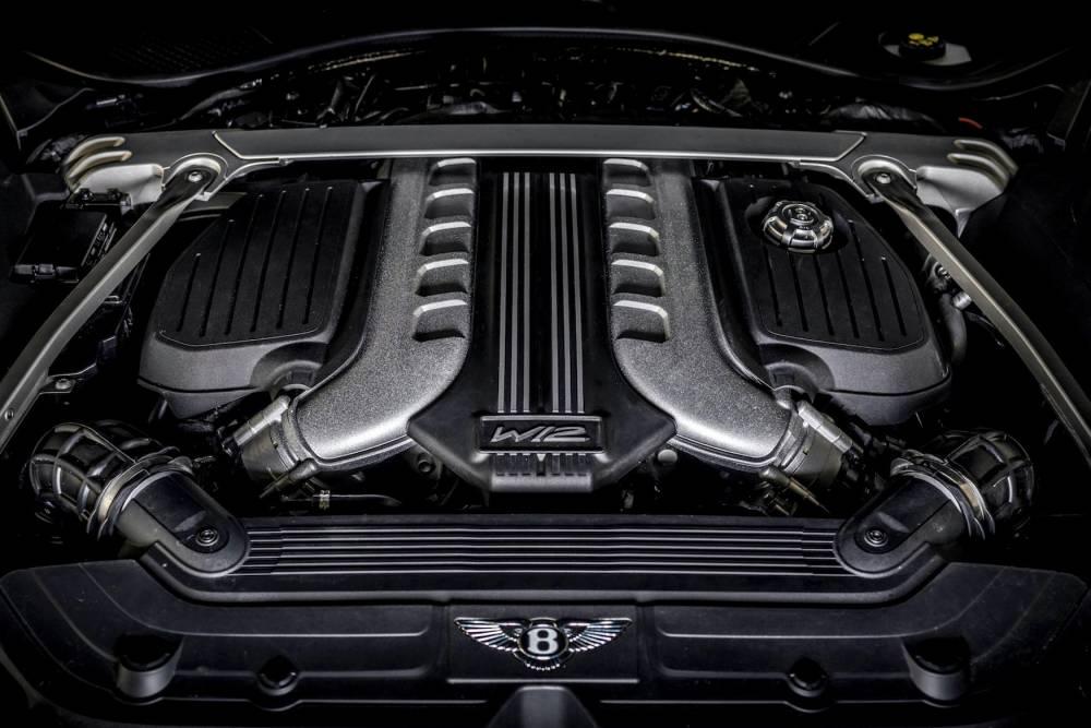 Bentley Continental GT Speed ©  Bentley