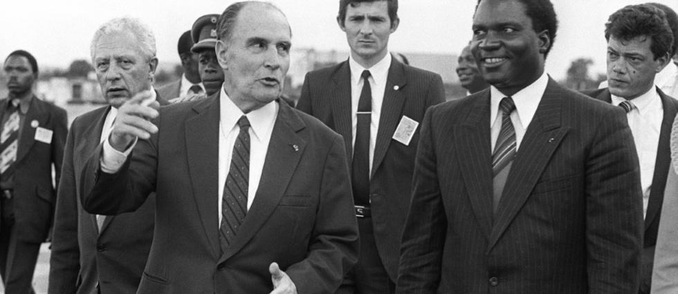 Génocide au Rwanda: Mitterrand, un président aveuglé, selon un rapport - Le  Point