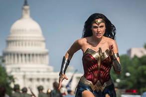 Gal Gadot dans Wonder Woman 1984