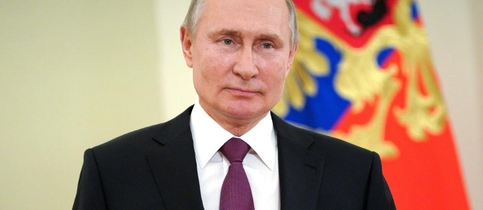 Vladimir Poutine s'autorise a faire deux mandats de plus