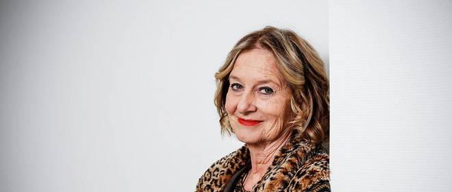 La psychologue clinicienne Marie de Hennezel, specialiste de la fin de vie.