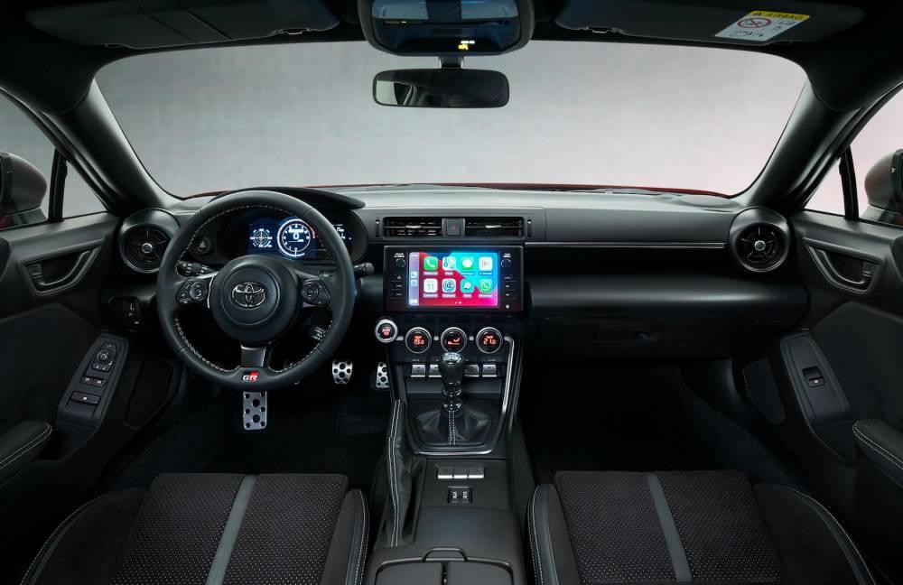 Toyota GR86 ©  Toyota