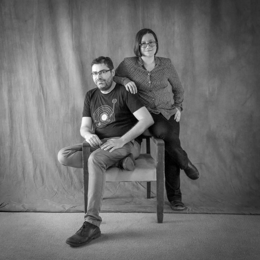 Claire Duvivier et Guillaume Chamanadjian ©  Claire Duvivier et Guillaume Chamanadjian