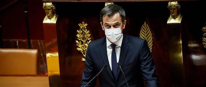 Olivier Veran en avril 2021.