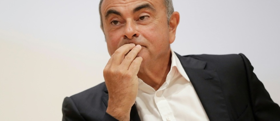 Premiere audition de Carlos Ghosn: des juges francais au Liban a partir du 17 mai
