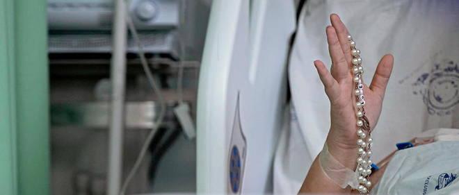 Isoles et malades, les patients du Covid-19 sont toujours plus nombreux au Bresil, ou les hopitaux affrontent une vague epidemique sans precedent (photo d'illustration).