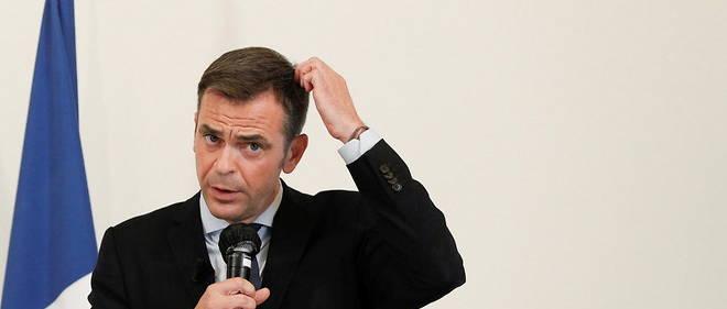 Le ministre de la Sante Olivier Veran.