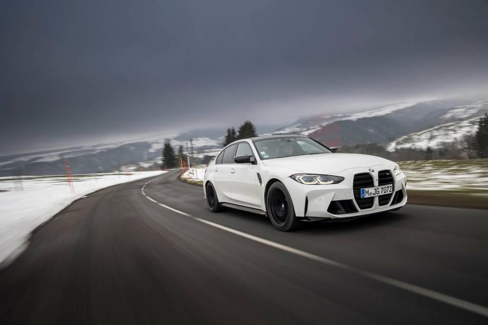 BMW M3 ©  Adrien Cortesi