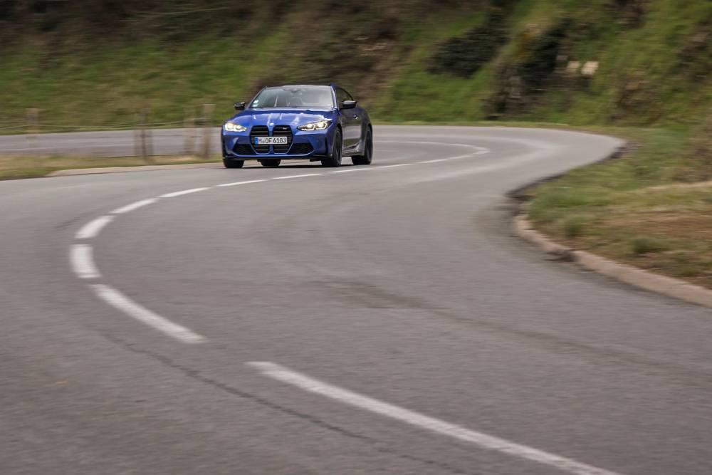 BMW M4 ©  Adrien Cortesi