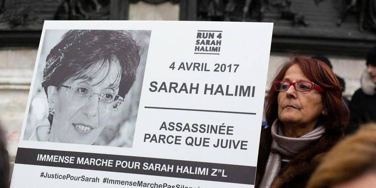 Affaire Sarah Halimi et plainte en Israël : « On a délaissé la raison » -  Le Point