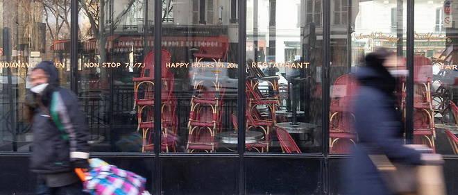Dans son allocution du 31 mars, Emmanuel Macron avait promis la reouverture de certains lieux de culture et des terrasses de bars et de restaurants a partir de la mi-mai.