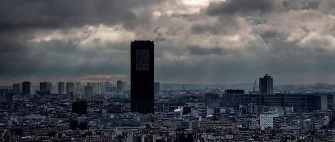 Dix metropoles en France produisent la moitie de la richesse nationale et concentrent deux tiers des cadres.