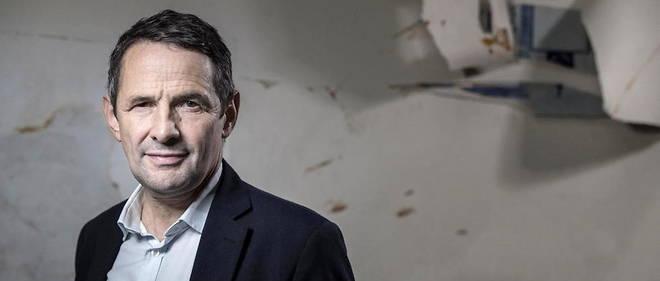 Thierry Mandon, directeur de la Cite du design de Saint-Etienne et ancien secretaire d'Etat a la Simplification. Il regrette qu'en France on mette trop l'accent sur la decision, non sur sa mise en oeuvre.