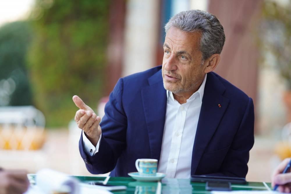 Nicolas Sarkozy, cap Nègre, Var, ©  Sébastien Valente