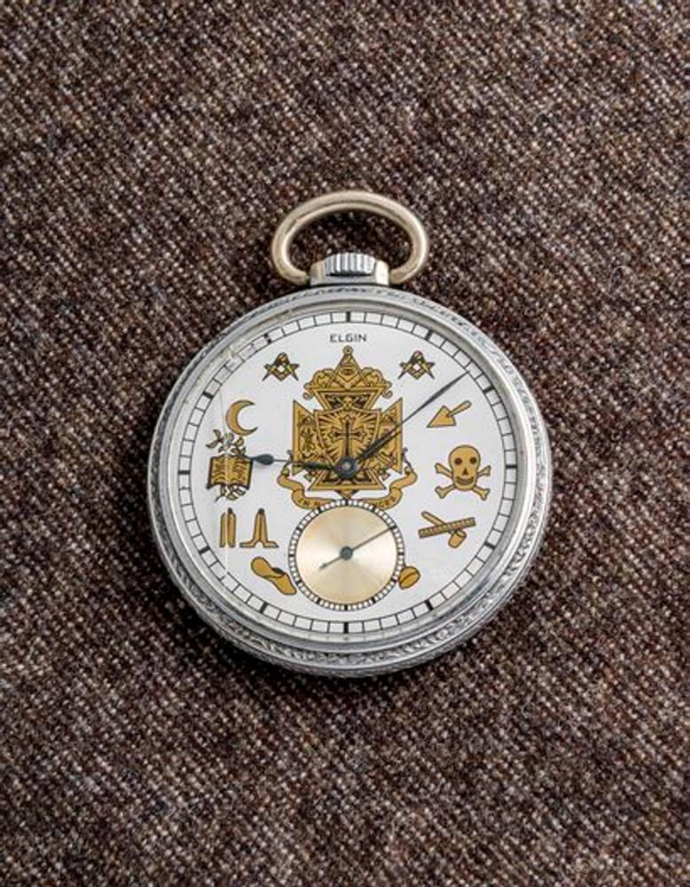 montre, franc-maçon ©  Pestel-Debord