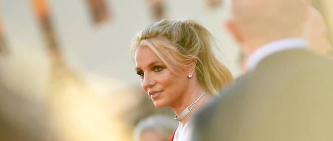 Britney Spears n'a guere apprecie la recente diffusion de deux films qui se concentrent sur la tutelle qu'elle exerce depuis 2008.