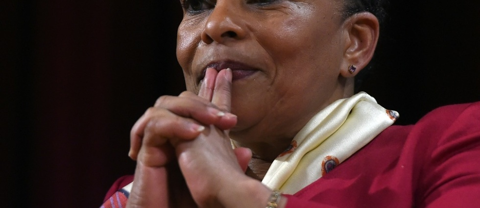 "Esclavage: personne ne demande de ""repentance"", s'agace Taubira"