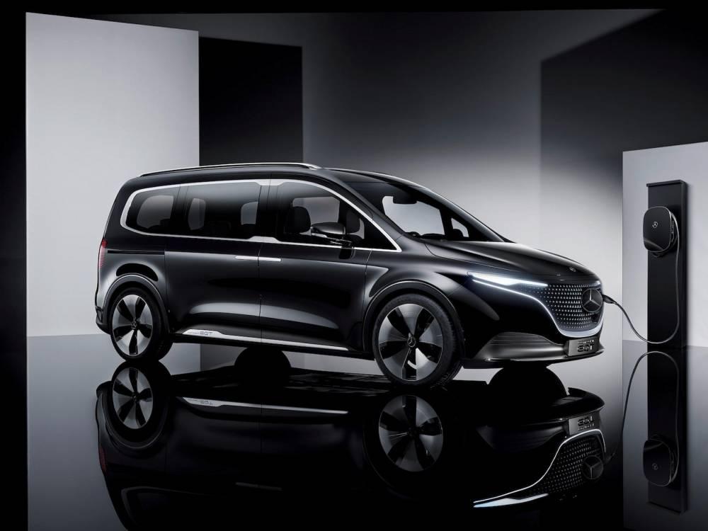 MercedesEQT ©  Mercedes-Benz AG - Global Communications Mercedes-Benz Cars & Vans / MediaPortal Daimler AG / Daimler AG
