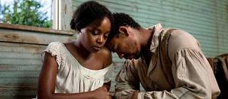 Cora (Thuso Mbedu) et Royal (William Jackson Harper), bouleversants.