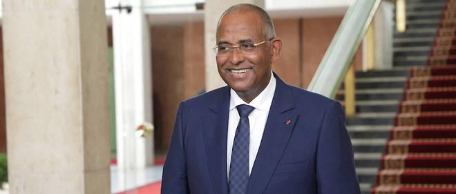 Patrick Achi a ete nomme Premier ministre en mars dernier d'abord par interim avant d'etre confirme a son poste par le president Alassane Ouattara.