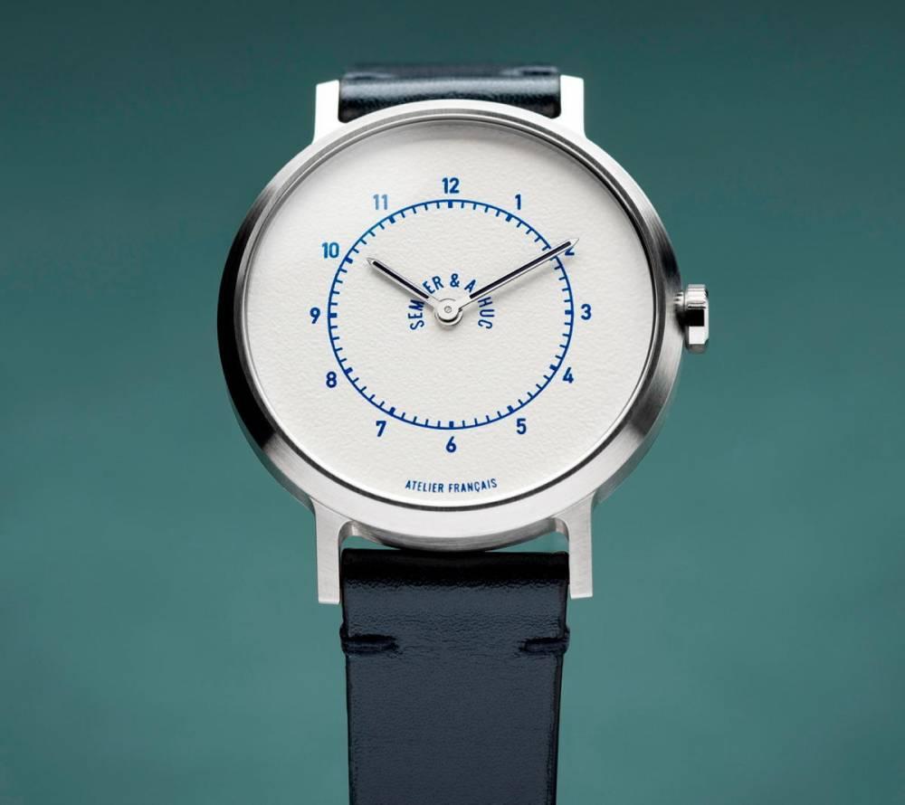 montre ©  Semper & Adhuc