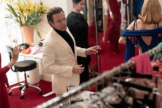 Ewan McGregor incarne avec conviction le grand Halston.