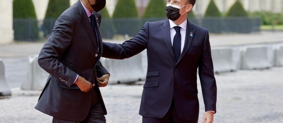 """France et Rwanda peuvent desormais """"avoir une bonne relation"""", selon le president Kagame"""