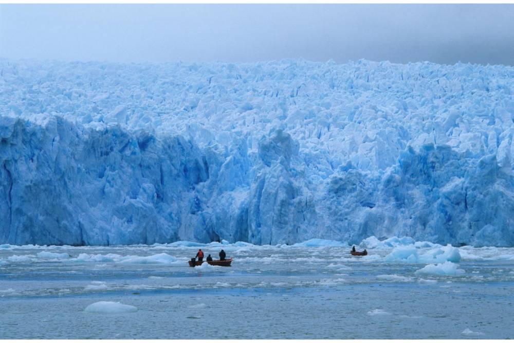 Fonte des glaces, Glacier, Iceberg, ©  ROSINE MAZIN / Mazin Rosine / Aurimages via AFP
