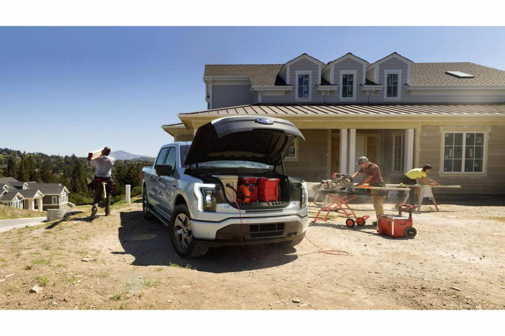 Ford F-150 ©  Ford