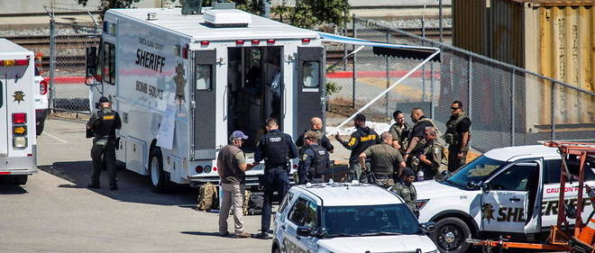 La fusillade a eu lieu mercredi matin autour de 06H45 (13H45 GMT) pres d'un centre de maintenance et de stockage de la VTA a San Jose, ville californienne situee au sud de San Francisco.