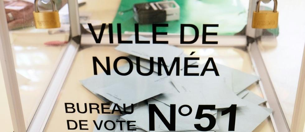 Nouvelle-Caledonie: le troisieme referendum fixe au 12 decembre 2021
