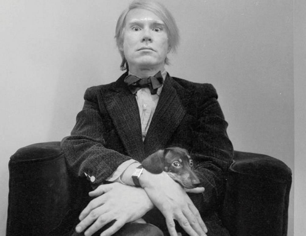 Andy Warhol ©  Pinterest