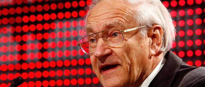 Richard Ernst, laureat 1991 du prix Nobel de chimie, est mort a l'age de 87 ans.