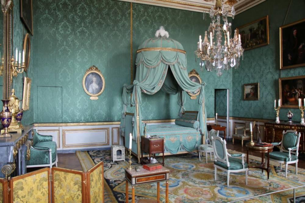 Chambre, Hôtel de la Marine ©  Le Point / ED