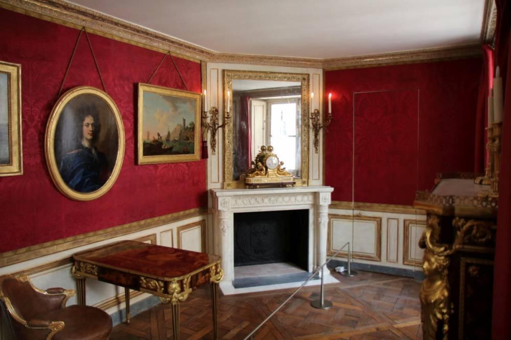Fontanieu, Cabinet doré, Hôtel de la Marine ©  Le Point / ED